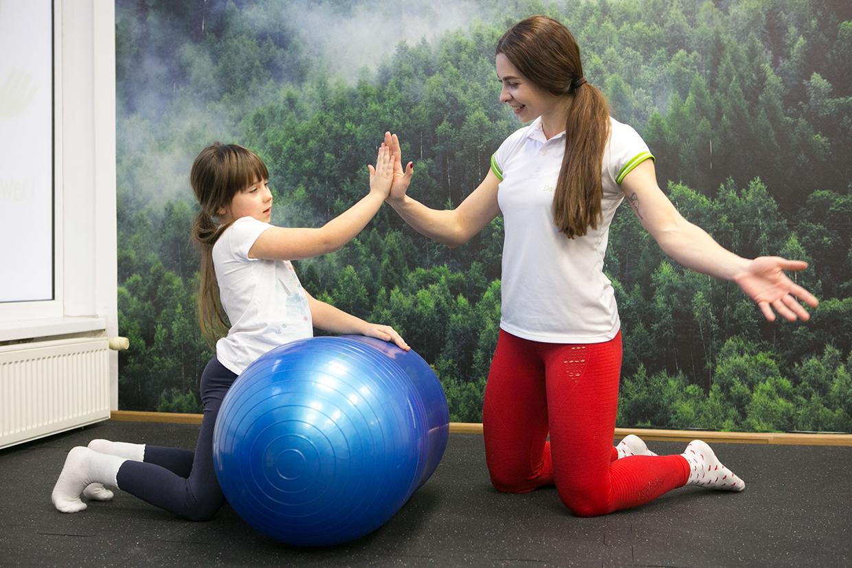 Czy warto przyjść z dzieckiem do fizjoterapeuty?