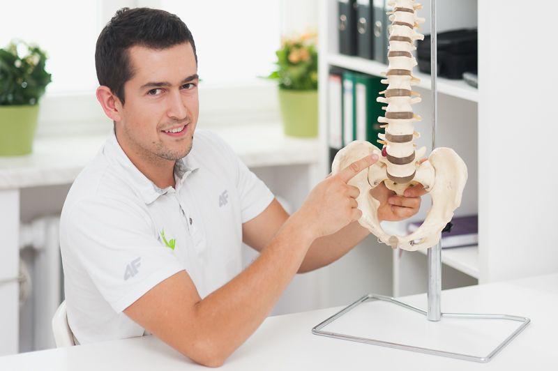 Zwyrodnienia kręgosłupa
